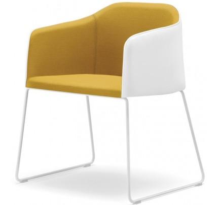 Gestoffeerde stoel Laja 881