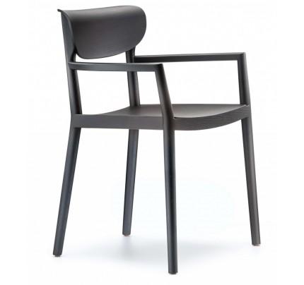 Houten stoel Tivoli 2805