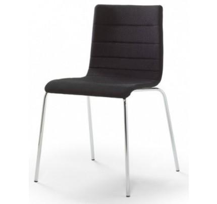 Gestoffeerde stoel Traccia 741