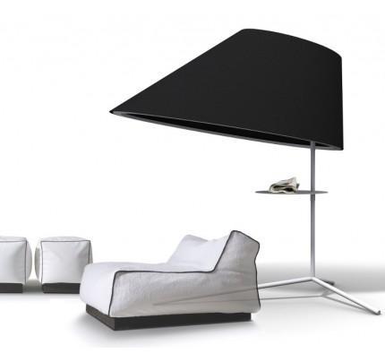 Akoestische XL vloerlamp BuzziShade