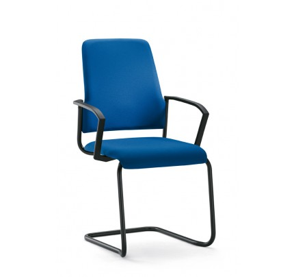 Gestoffeerde stoel Goal 550G