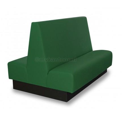 Treinbank dubbel groen Cav35