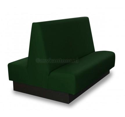 Treinbank dubbel d.groen Cav51