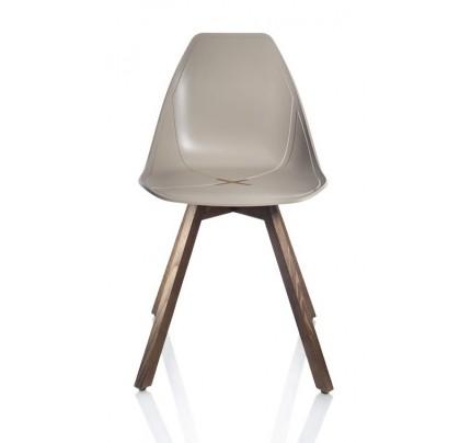 Moderne stoel X-stoel 1083