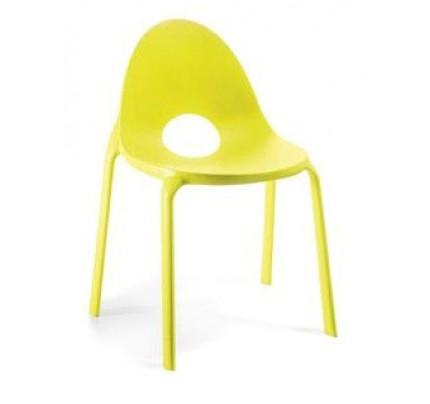 Kunststof stoel Drop