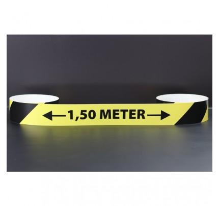Anderhalve Meter Maatstickers (set van 10)