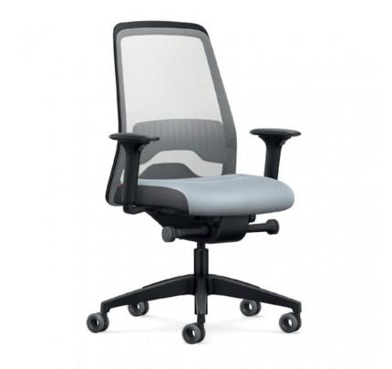Bureaustoel Every Active Grey