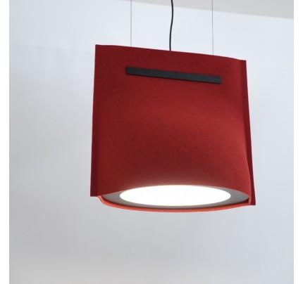 Buzzibell hanglamp akoestisch
