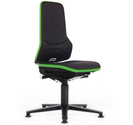 Werkplaatsstoel ESD Neon 1+2
