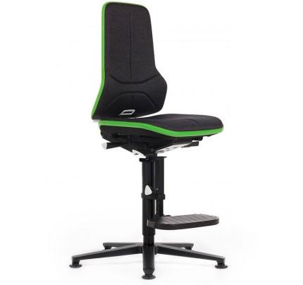 Werkplaatsstoel ESD Neon 3