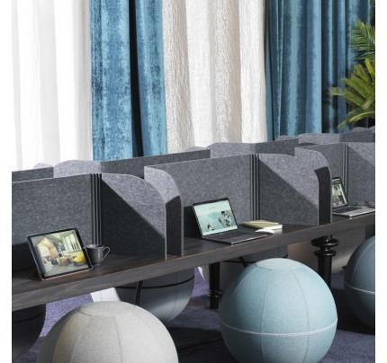 Fold-It bureau scheidingswand (basic)