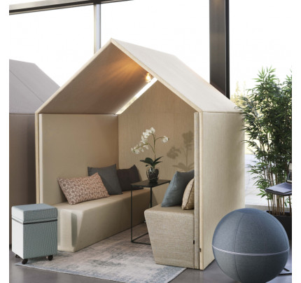 The Hut - Akoestisch huisje