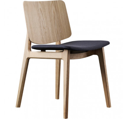 Houten stoel Freya 4711