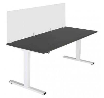 Acrylaat bureau veiligheidspaneel
