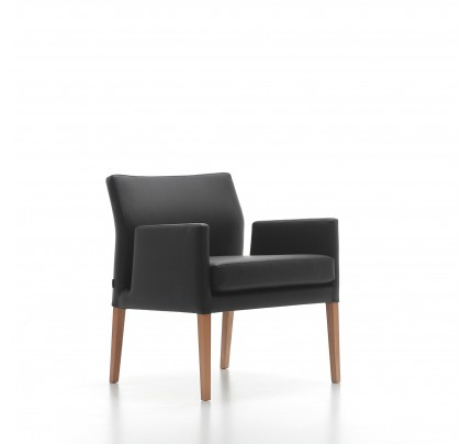 Loungestoel Vera lage rug