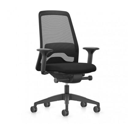 ACTIEMODEL: Bureaustoel Every EV211 zwart