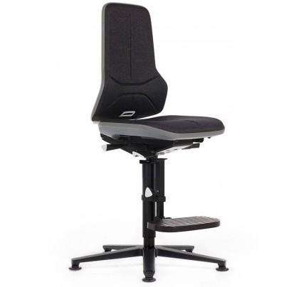 Hoge laboratorium stoel Neon 3