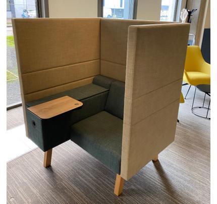 Akoestische fauteuil Hybrid BizClass