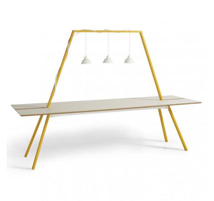 Dock tafel van Lande