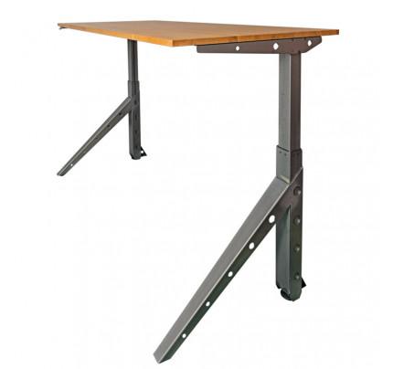 Zit sta bureau Mekano 64-130cm