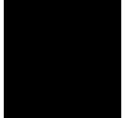 Tafelblad HPL toplaag Zwart