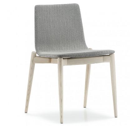 Gestoffeerde stoel Malmö 391
