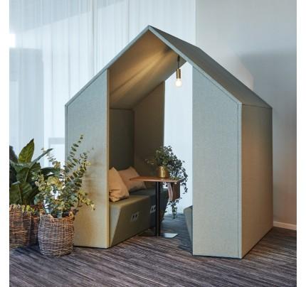 Open Hut
