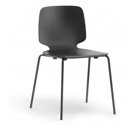 Houten stoel Babila 2710