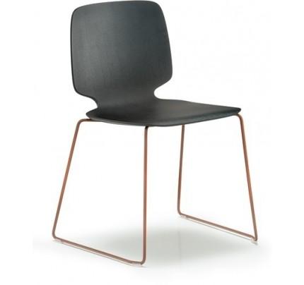 Houten stoel Babila 2720
