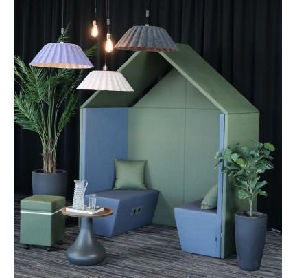 Half a Hut Sofa