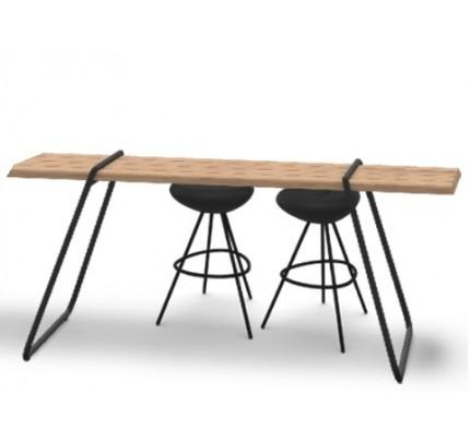 Hoge tafel Clip-board
