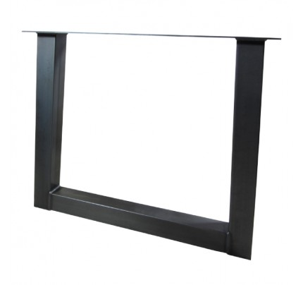 Industriële tafelonderstel Trapeze poot standaard