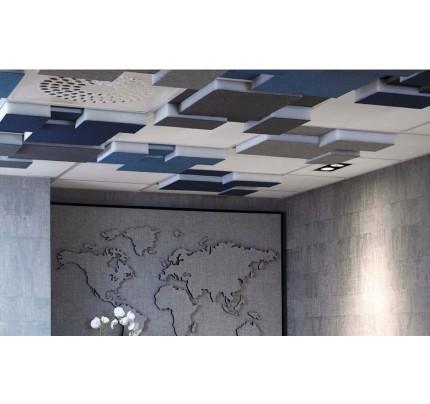 Akoestisch plafondpaneel Niva