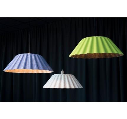 Silent pendant lamp