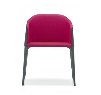 Gestoffeerde stoel Laja 885