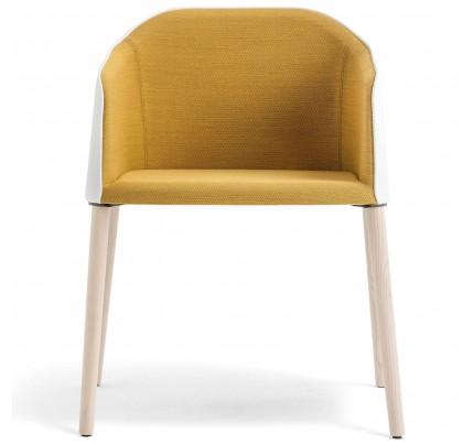 Gestoffeerde stoel Laja 884