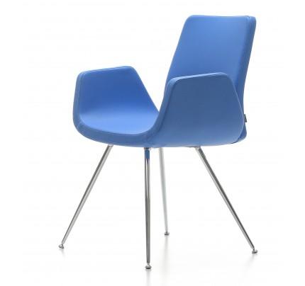 Tijdloze stoel Nero HS831