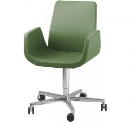 Tijdloze verrijdbare stoel Nero HS834