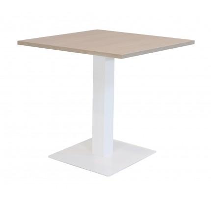Kolomtafel met vierkante voet