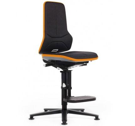 Hoge werkplaatsstoel Neon 3
