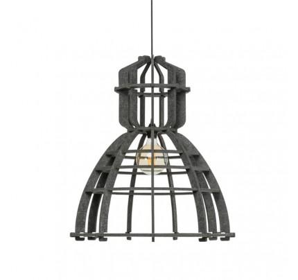 No. 19 Felt Industriële hanglamp