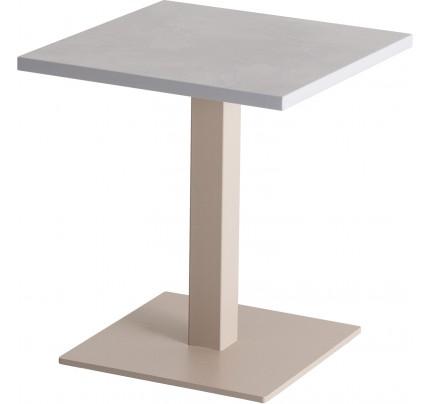 Pipe loungetafel vierkant