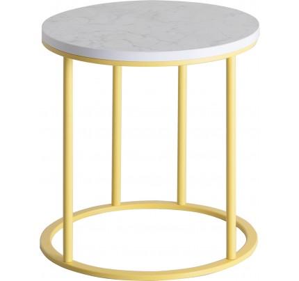 Frame loungetafel rond