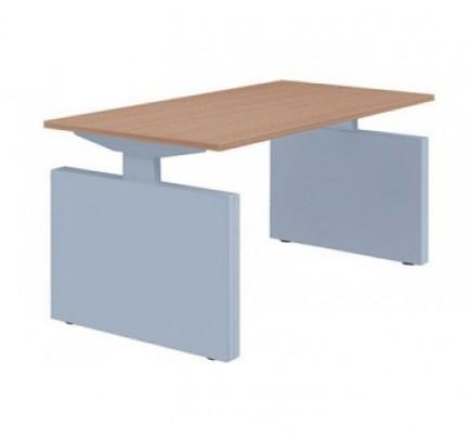 Basic bureau met zijwangen BZ1000