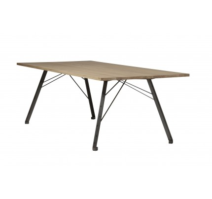 Tafel Straight Staal