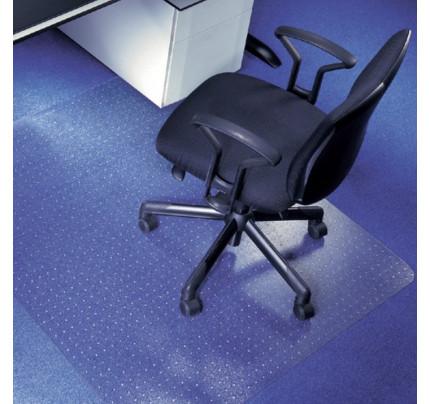 Stoelmat voor tapijt