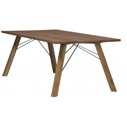 Tafel Straight Hout