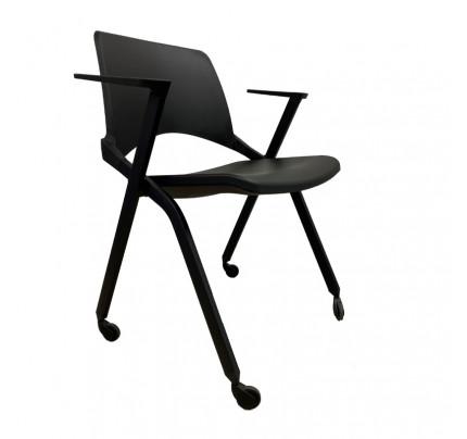 Opklapbare stoel S140 met wielen