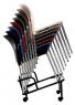 Kunststof stapelbare stoel FP-S21 - kantine inrichting
