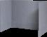 Akoestische bureau ombouw panelen